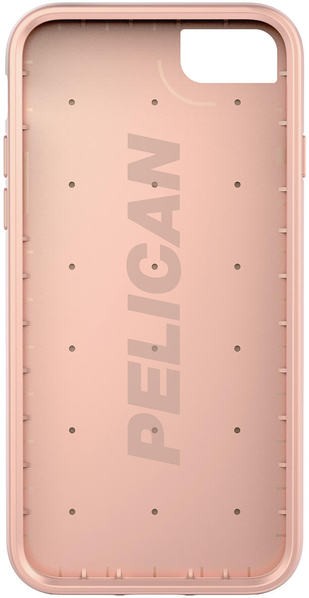 pelican protector iphone 7 8 phone case c23000 pink slim