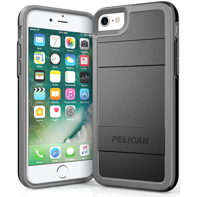 pelican protector iphone 7 8 phone case c23000 hard protective