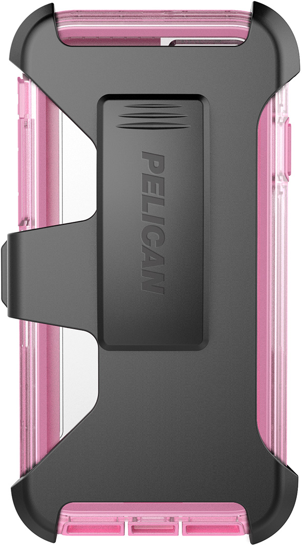 pelican c23030 pink clear iphone case protective