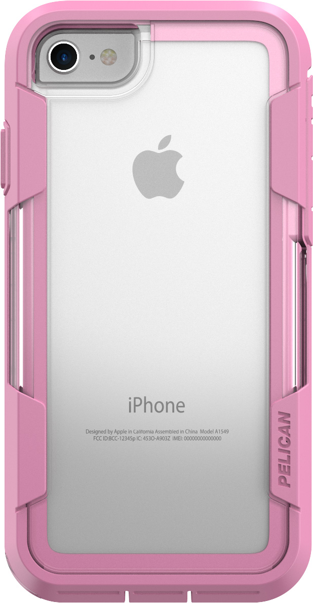 pelican c23030 pink iphone 7 case protective cases