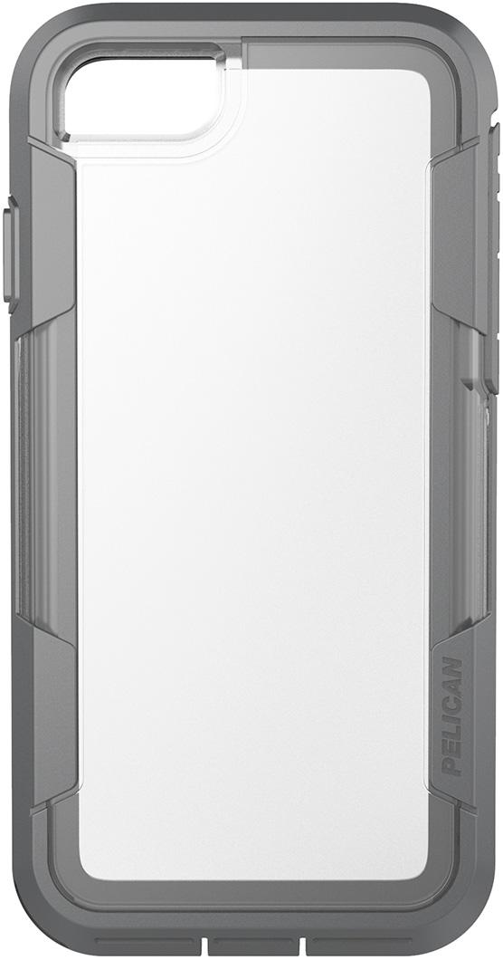 pelican c23030 clear grey iphone case