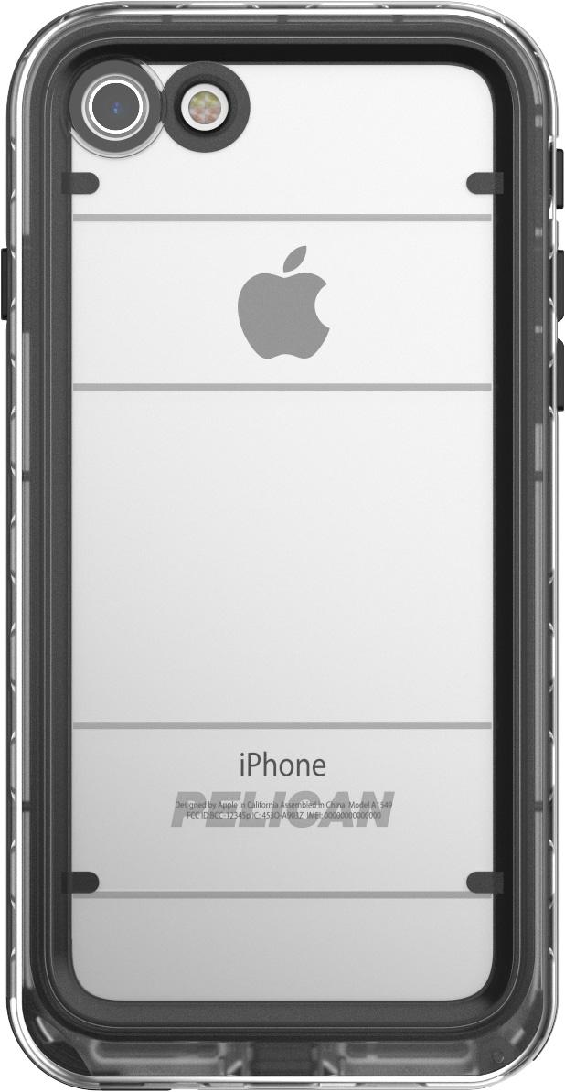 pelican c23040 marine waterproof iphone 7 case