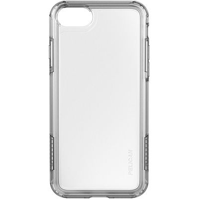 pelican c23100 clear iphone 7 phone case protective