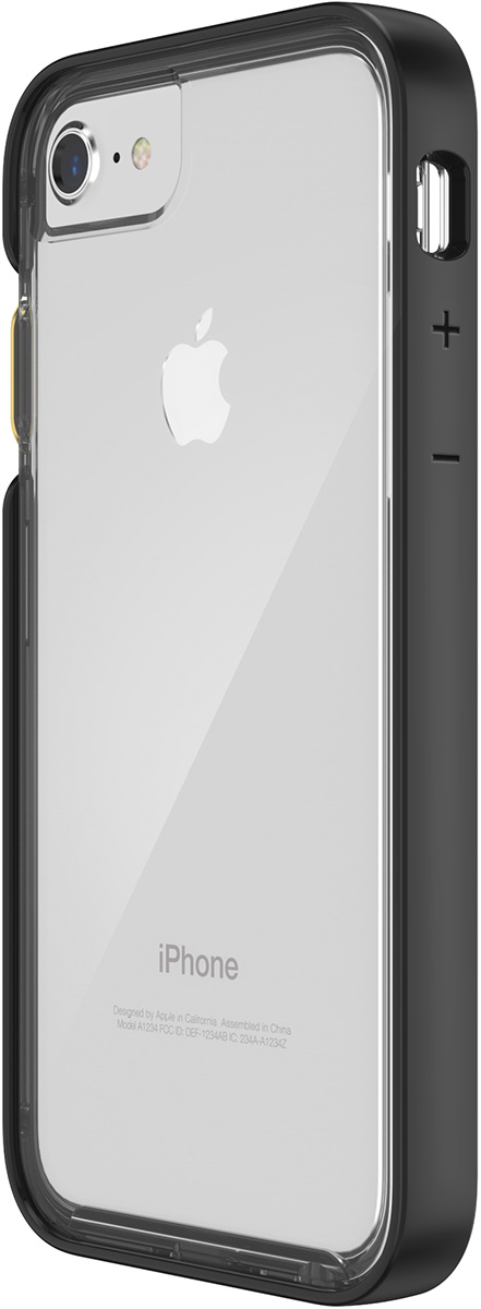 pelican black gold phone case c23130