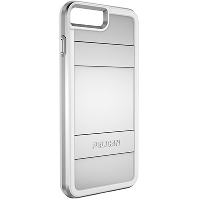 pelican c24000 iphone plus silver case
