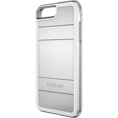 pelican c24000 iphone plus protective silver case