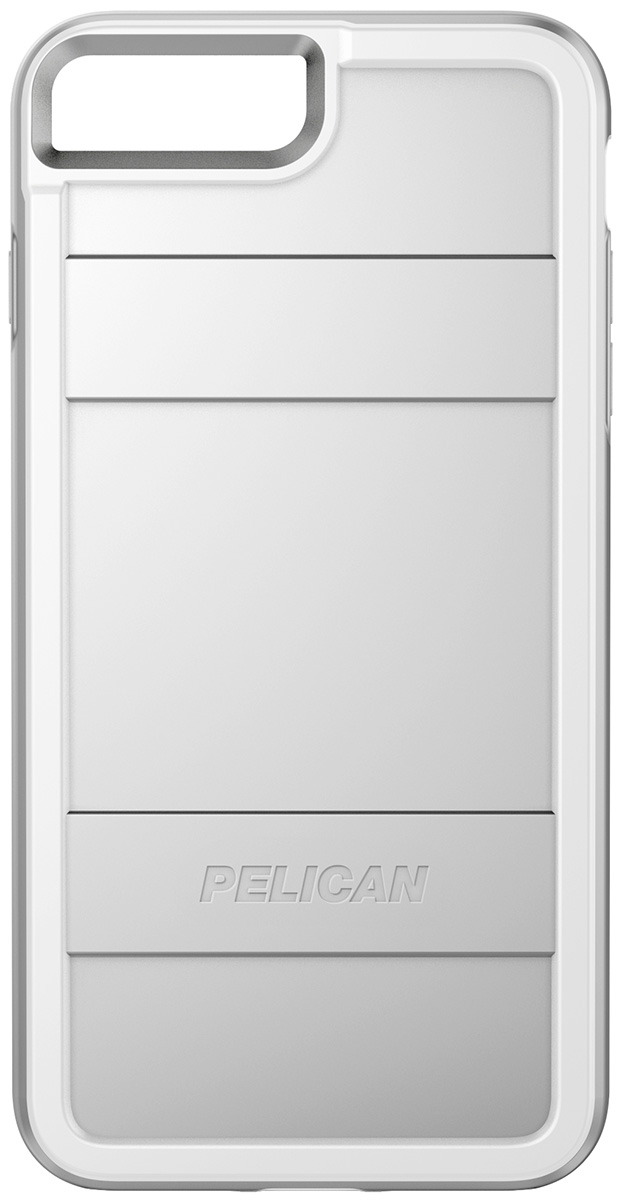 pelican c24000 iphone7s plus protector silver case