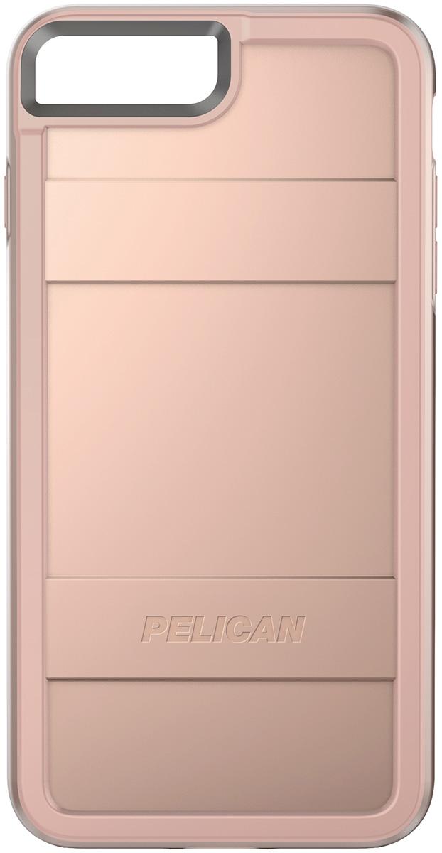 pelican c24000 iphone7s plus rose gold case