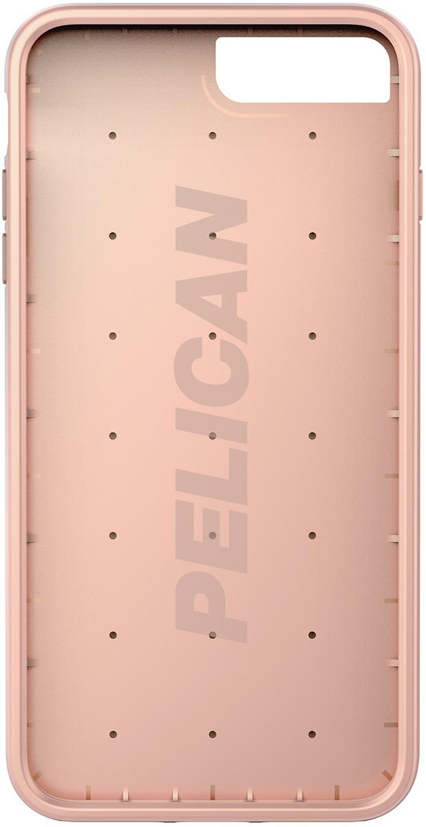 pelican c24000 iphone7s plus slim rose gold case