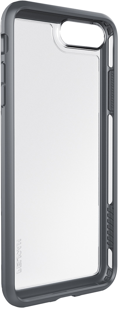 pelican c24100 clear gray iphone 7 plus phone case