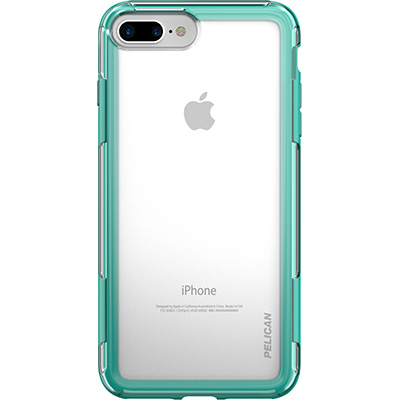pelican c24100 clear green iphone 7 case c24100