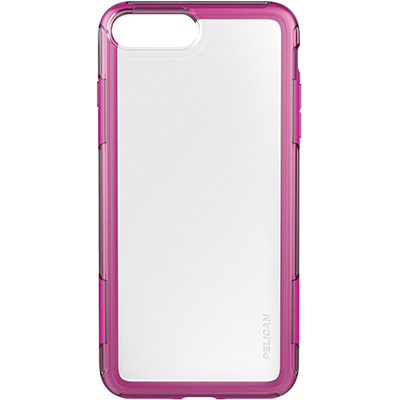 pelican c24100 clear pink iphone 7 plus phone case