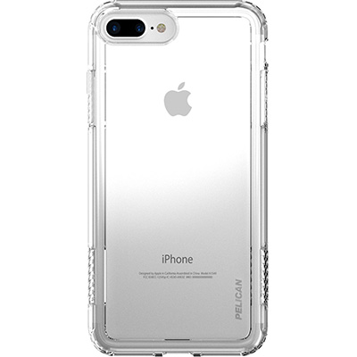 pelican c24100 iphone 7 plus clear case adventurer