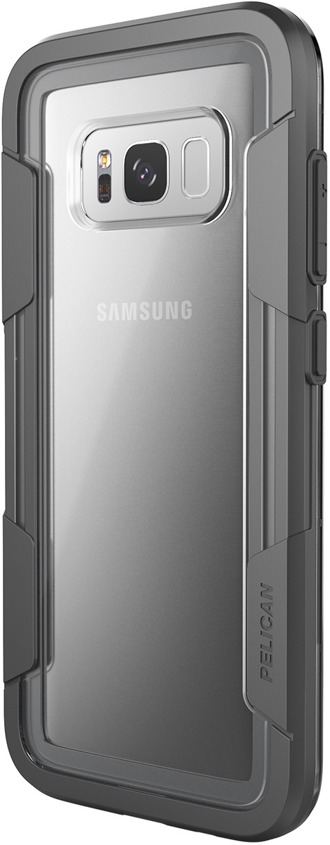 pelican c29030 galaxy s8 case clear cases voyager