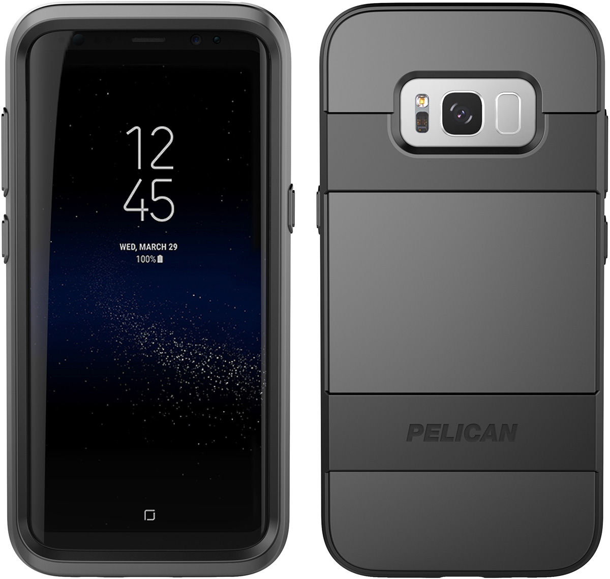 pelican c29030 voyager galaxy s8 case samsung cases