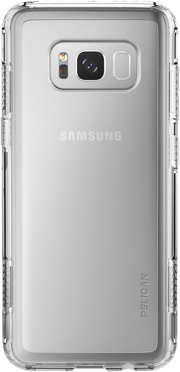 pelican c29100 clear phone case galaxy s8