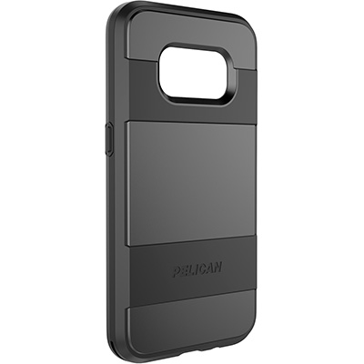 pelican c33030 galaxy s8 active phone case black