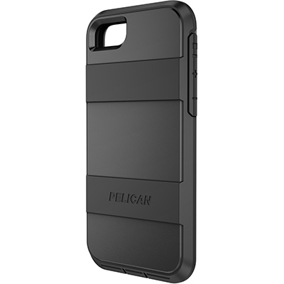 pelican c35030 voyager black iphone 7s plus case