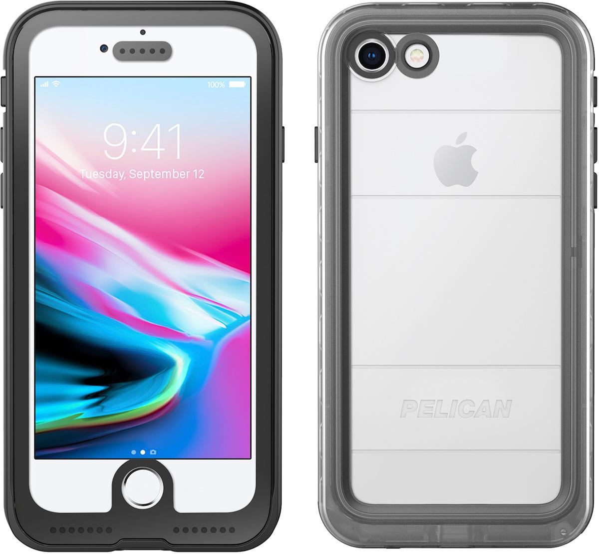 pelican waterproof iphone 8 case marine