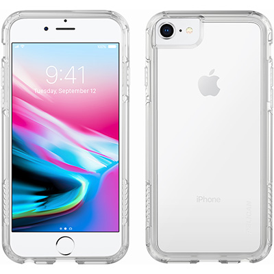 pelican c35100 apple iphone 8 case clear