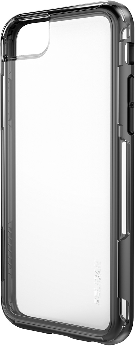 pelican c35100 clear black iphone 8 case c35100