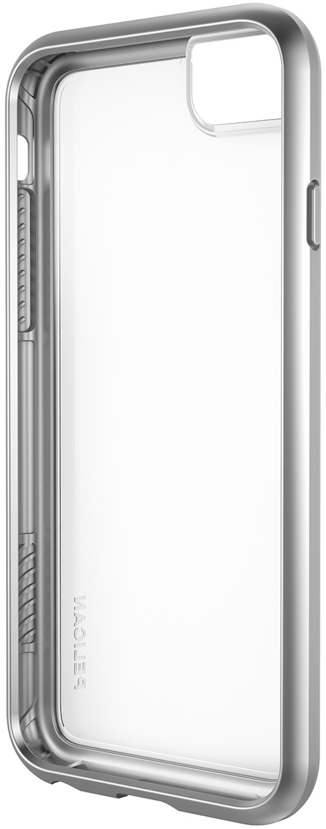 pelican c35100 iphone 8 adventurer silver case