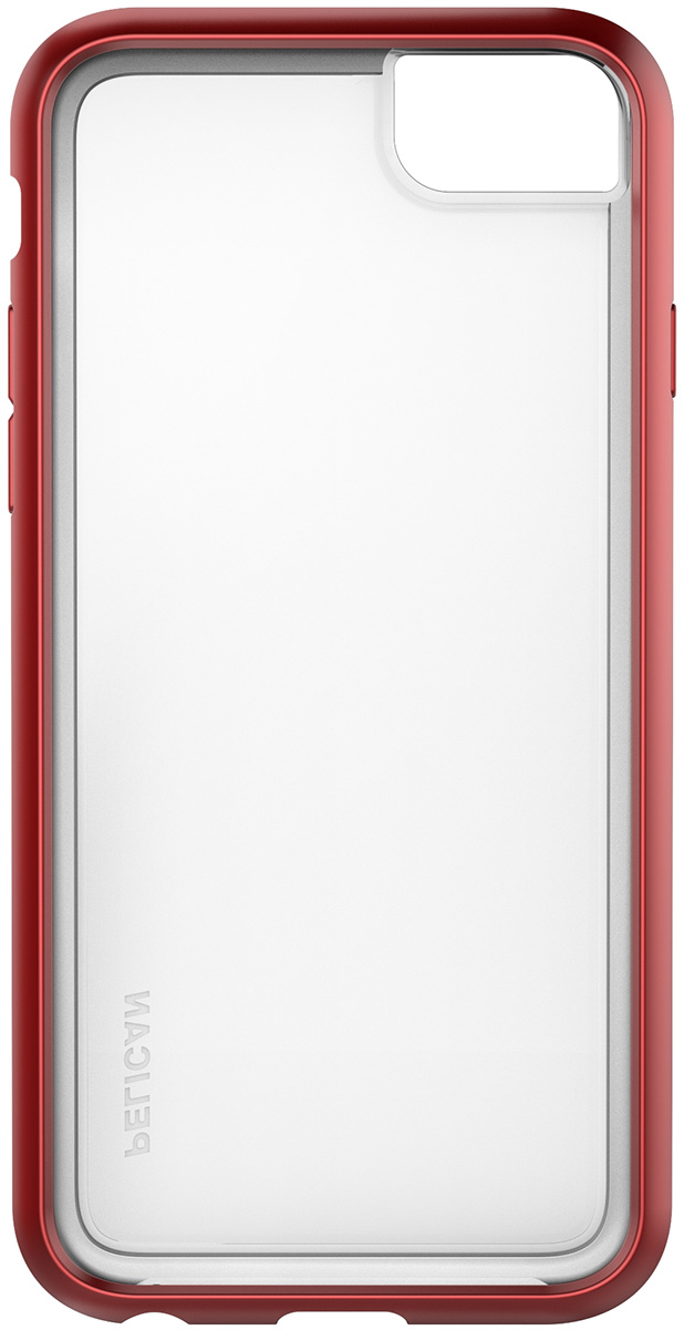 pelican c35100 iphone8 adventurer red case