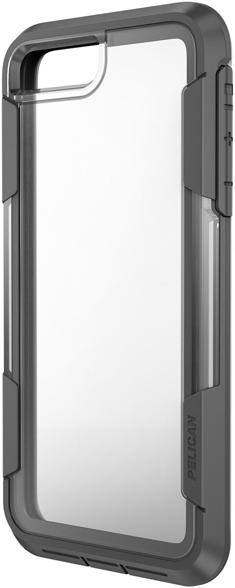 pelican iphone7s plus c36030 clear case
