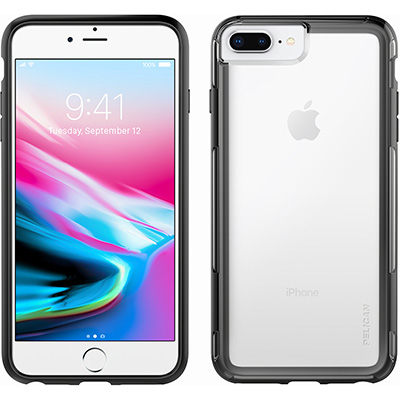 pelican c36100 iphone 8 plus case black