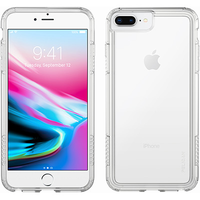 pelican c36100 iphone 8 plus clear phone case