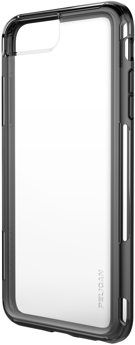 pelican c36100 iphone7s plus clear case