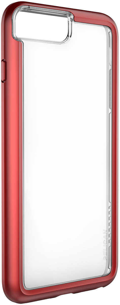 pelican c36100 iphone7s plus red slim adventurer case