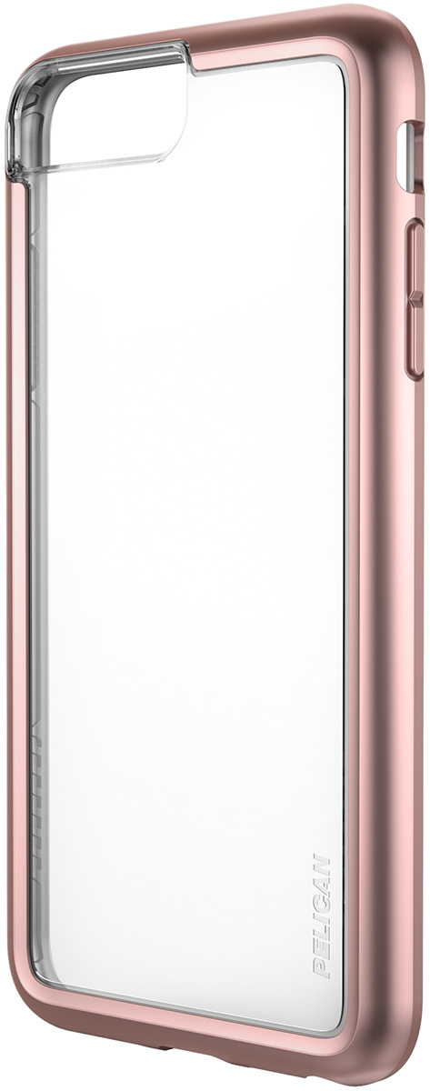 pelican c36100 iphone7s plus rose gold adventurer case