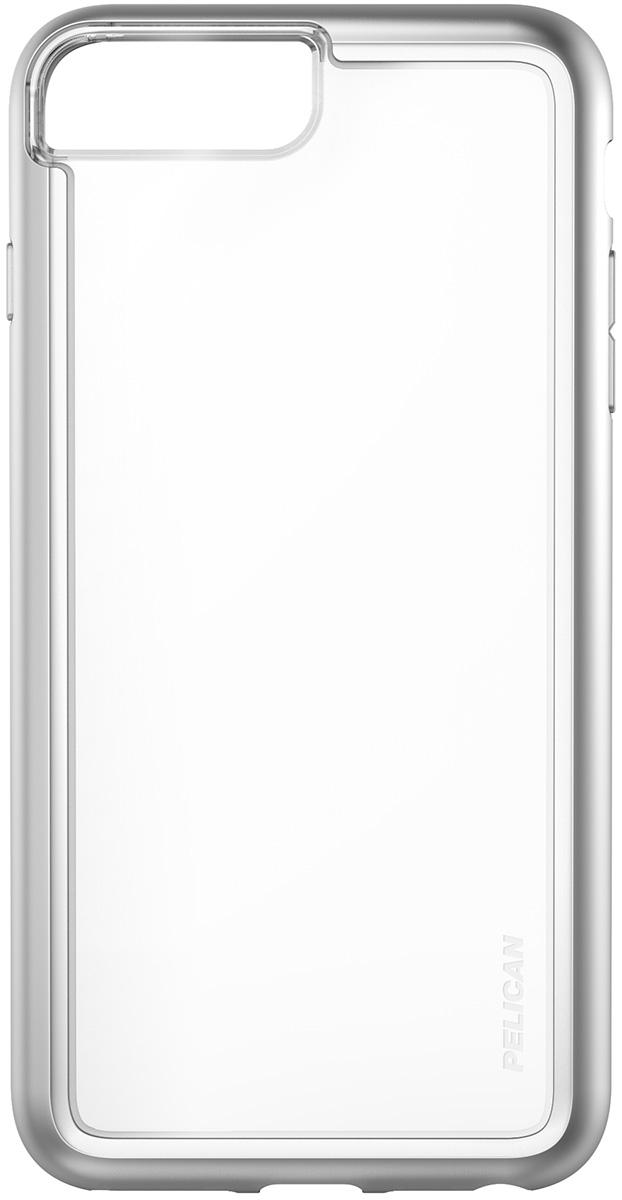 pelican c36100 iphone7s plus silver adventurer case