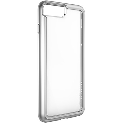pelican c36100 iphone7s plus silver sleek case
