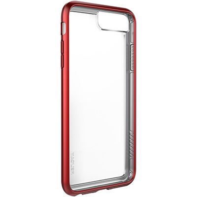 pelican c36100 iphone8 plus red case