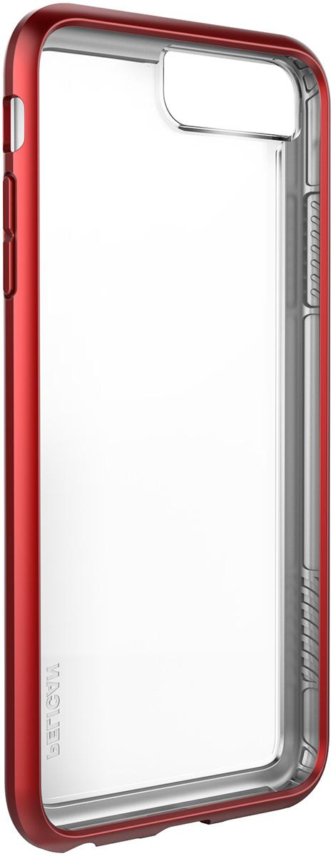 pelican iphone8 plus c36100 red case