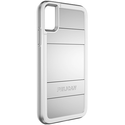 pelican c37000 iphone apple silver case