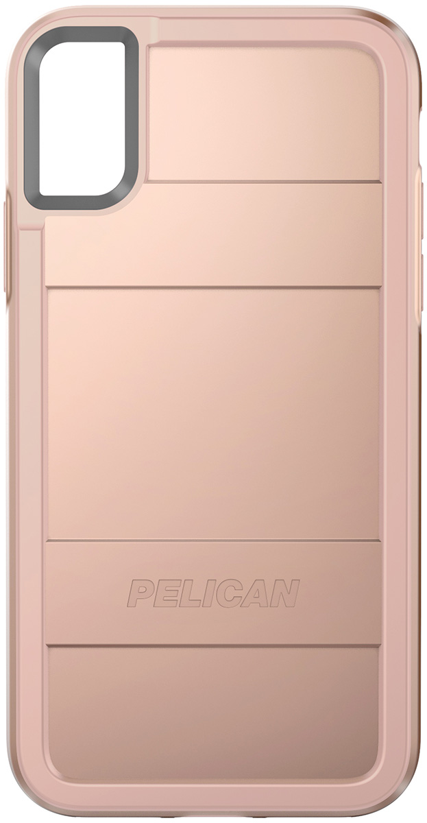 pelican c37000 iphone apple protector case rose gold
