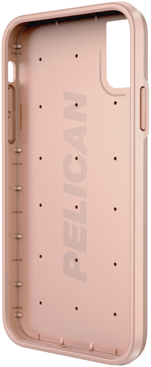 pelican c37000 iphone apple rose gold case