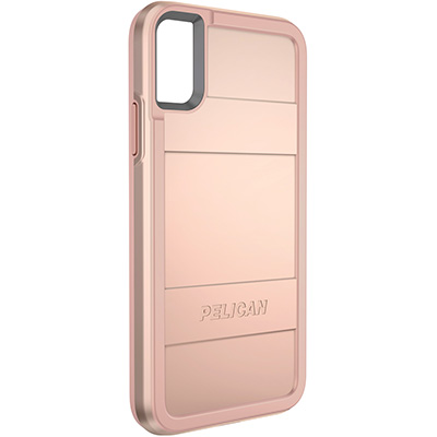 pelican c37000 iphone case protector rose gold