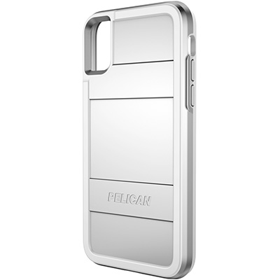 pelican c37000 iphone case protector silver