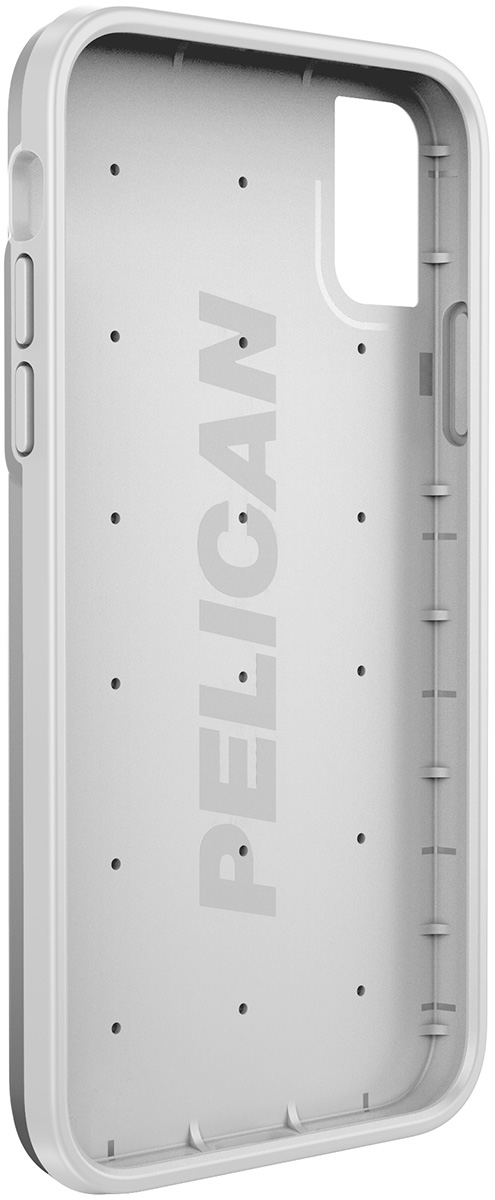 pelican c37000 iphone mobile case protector silver