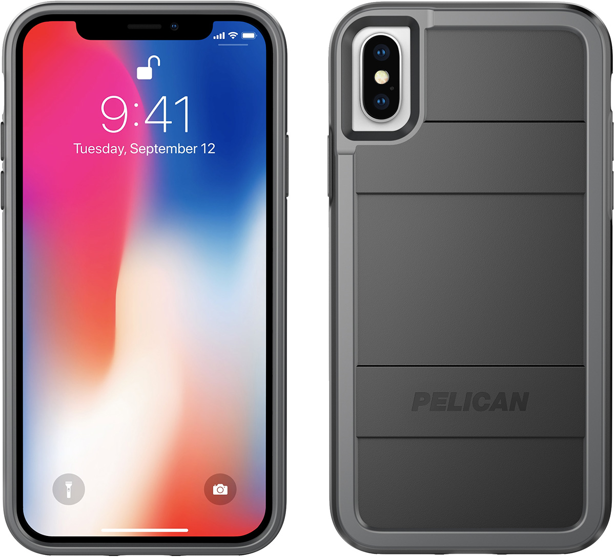 pelican c37000 iphone x protective case c37000