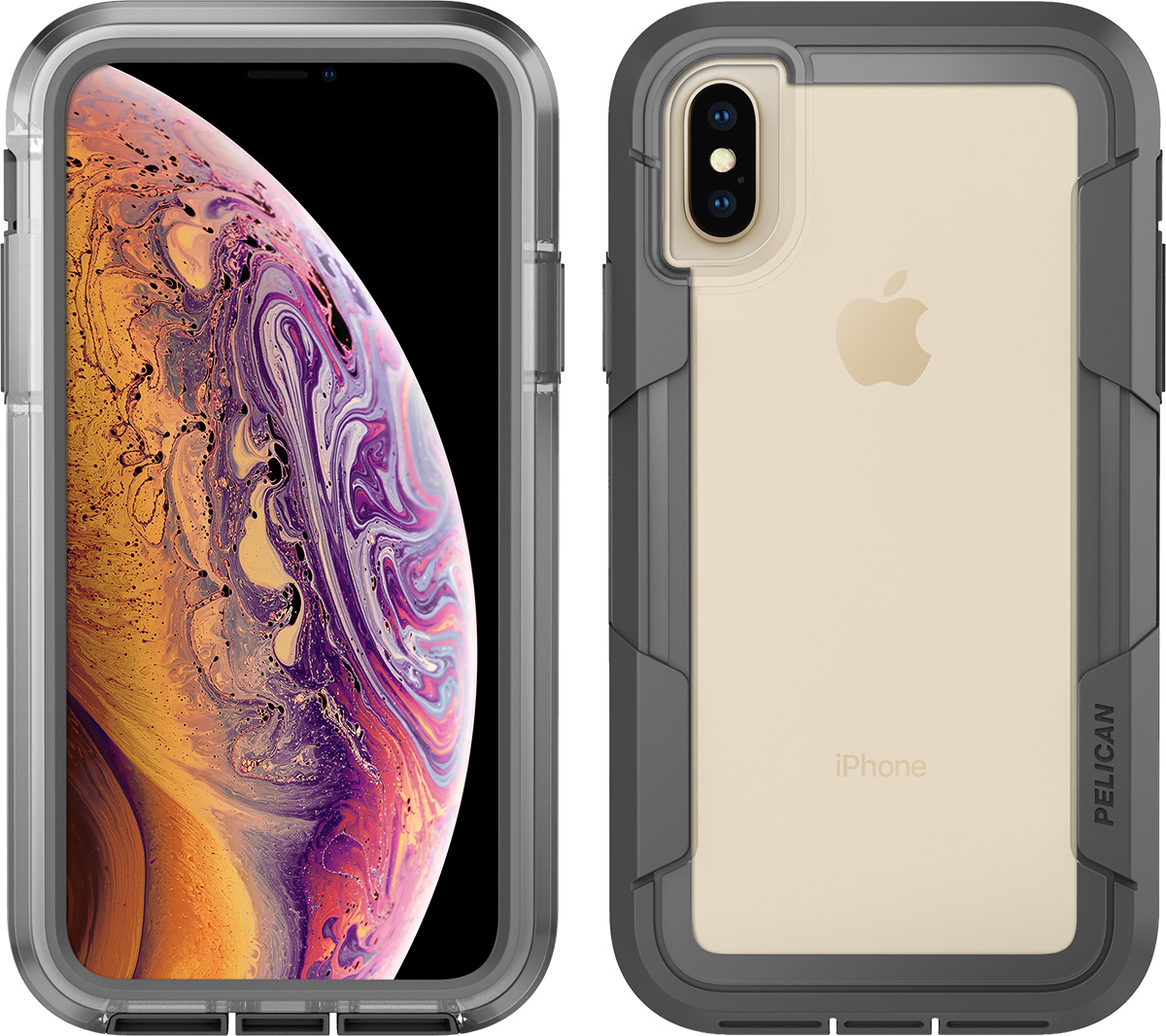 pelican clear phone cases iphone x case