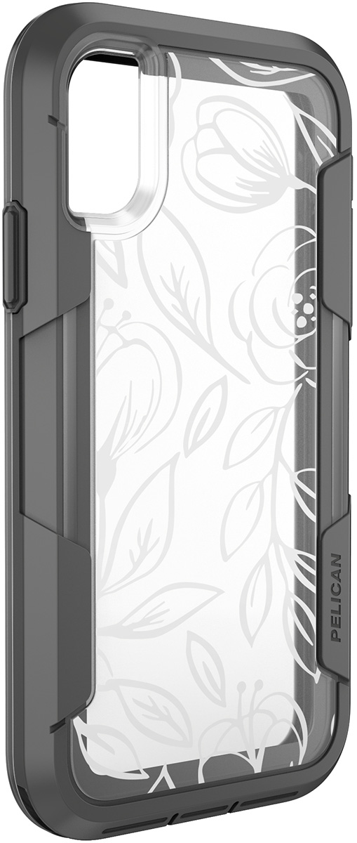 pelican c37030 iphone c70370 case floral pattern
