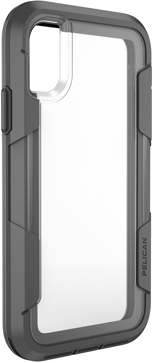 pelican iphone c70370 mobile case clear