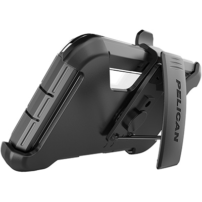 pelican c37030 iphone voyager case clip stand