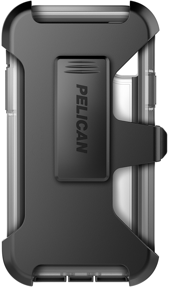 pelican c37030 iphone voyager case holster clip