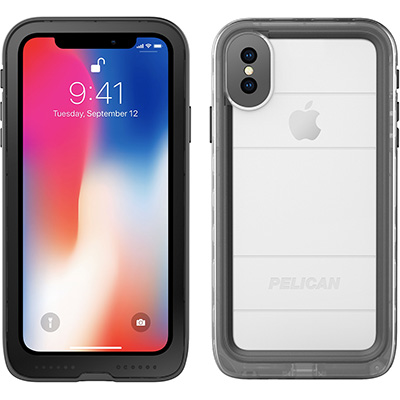 pelican c37040 iphone x waterproof case marine